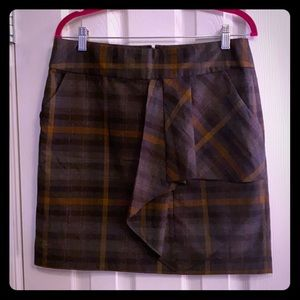 🌟SALE!!🌟 Holiday Plaid Michael Kors Skirt